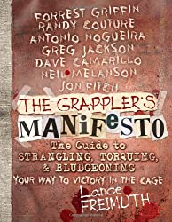 Image of the product The Grapplers Manifesto: that is listed on the catalogue brand of Victory Belt Publishing.