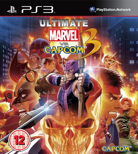 Ultimate Marvel vs Capcom 3 (PS3) [Importación inglesa ...