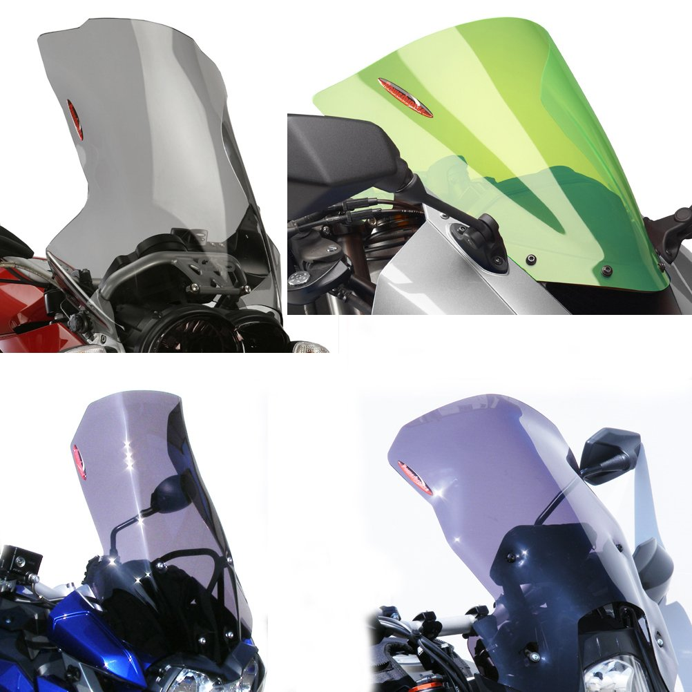 Suzuki gsf650s Bandit 05/ /14//GSF1200S Bandit 06/ /07//verde lima con tapa Protector de /08//GSF1250s Bandit 07/