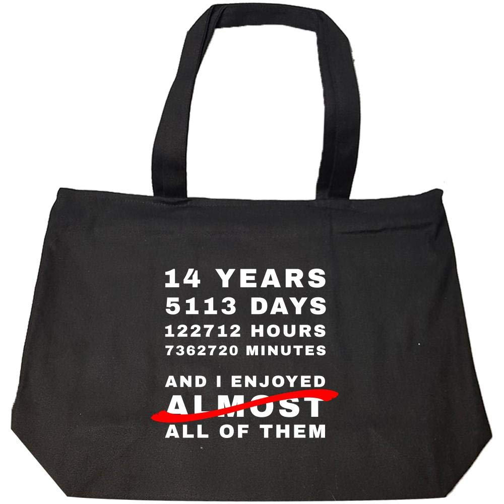 Amazoncom Funny 14th Anniversary Gift Idea For Him And Her