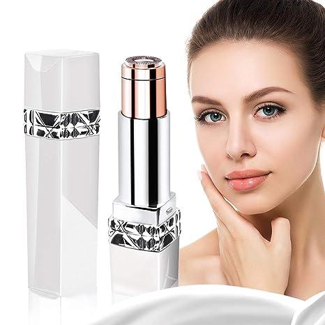 Depiladoras Electricas Mujer ,Depiladora Facial Mujer Para Los Labios De La Cara Chin Cheeks Arm, Waterproof Maquina De Depilar Mujer