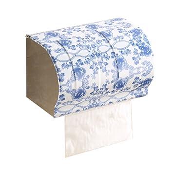 Badezimmer-Gewebe Holder.Toilet Toilettenpapierhalter, Edelstahl ...