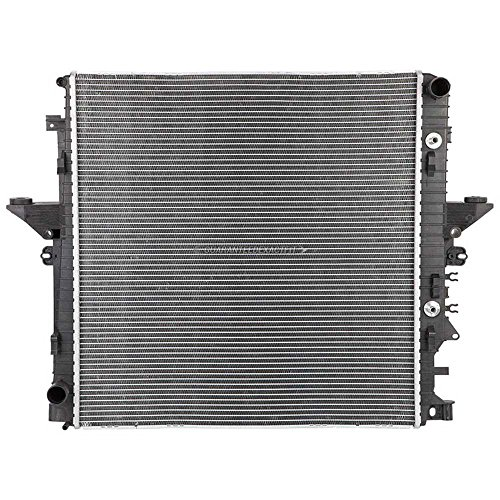 Radiator For Land Rover LR3 & Range Rover Sport 2005 2006 2007 2008 2009 - BuyAutoParts 19-02157AN NEW (2006 Range Rover Sport Supercharged For Sale)
