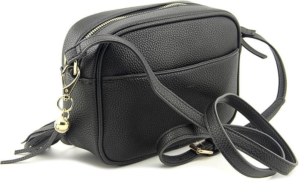 063a166d3f0eb Camera Crossbody Bag Women Black Messenger. Kate   Alex Cuffaro ...