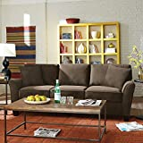 SoFab Muse II Three-Seat Sofa with Reversible Seat - Best Reviews Guide