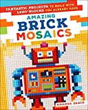 Build awesome paintings brick by brick!      Every LEGO-loving kid has at least one huge bin of bricks – the sets are built, dismantled, and typically never built again – and this book gives them dozens of ways to reuse them in fun projects t...