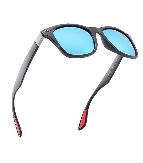 DOVAVA Gafas de sol Hombre Polarizadas 100% Protección UV Gafas de sol para Hombre Conducción, Pesca y Deportes UV 400