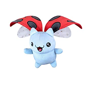amazon com bravest warriors catbug 6 plush with pull out wings