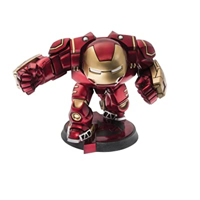 "Dragon Models 6"" Hulk Buster Age of Ultron Bobblehead Toy Figure: Toys & Games [5Bkhe1401771]"