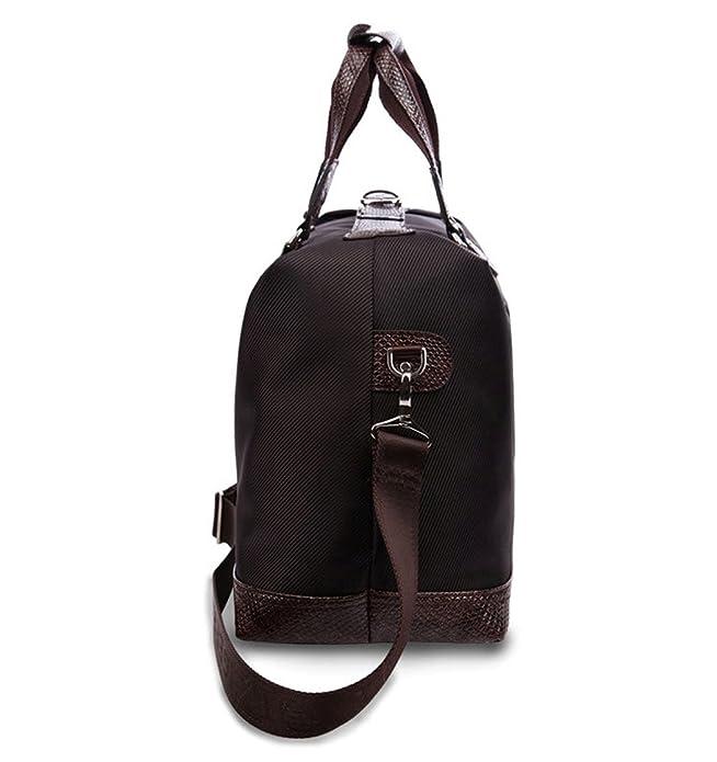 c7bcfef13f Men Hand Bag Luxury Duffle Sport Bag Design 2016 Model Flavio Brown   Amazon.co.uk  Shoes   Bags