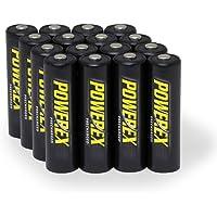 Powerex Precharged AA 2600mAh (16-Pack)