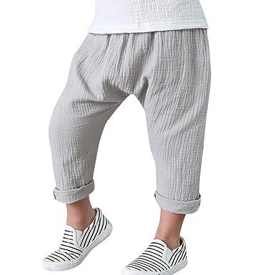 Amazon.com: Conjunto de ropa de verano para niños y niñas de ...