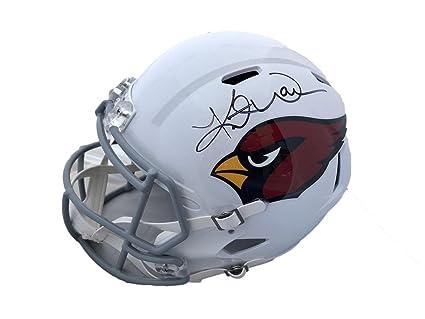 ebb754661ff Autographed Kurt Warner Helmet - Full Size Speed Beckett BAS - Beckett  Authentication - Autographed NFL