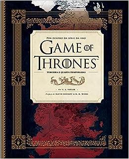 Resultado de imagem para Game of thrones livros sobre os bastidores