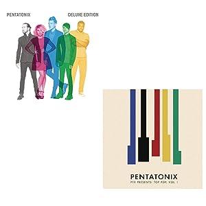 Pentatonix (Deluxe Version) - PTX Presents: Top Pop Vol. I - Pentatonix 2 CD Album Bundling