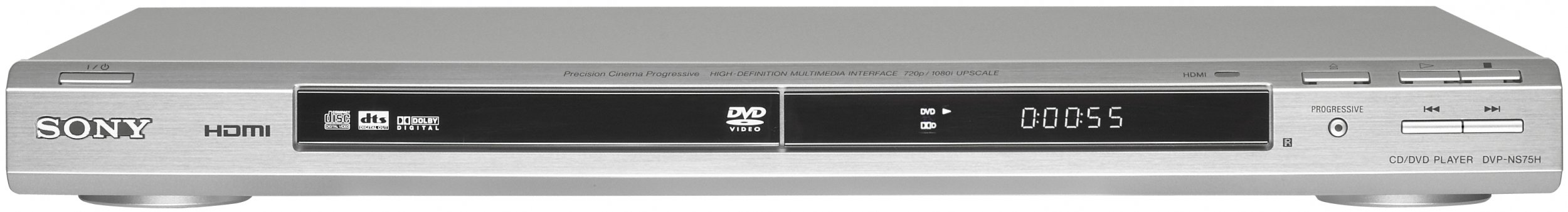 Sony DVPNS75H Single Disc Upscaling DVD Player