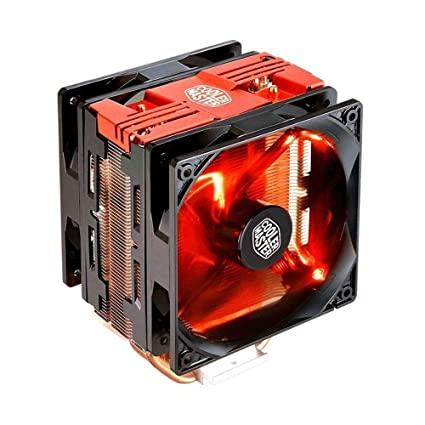 b54a0cb8315 Cooler Master Hyper 212 LED Turbo CPU Cooler: Amazon.in: Computers &  Accessories
