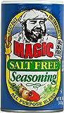 chef pauls blackened seasoning - Chef Paul Prudhomme's Magic Salt Free Seasoning All Purpose Blend -- 5 oz (Pack of 2)