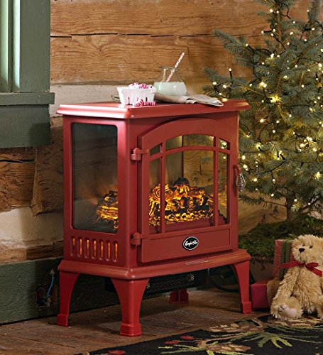 infrared wood stove heater - 6