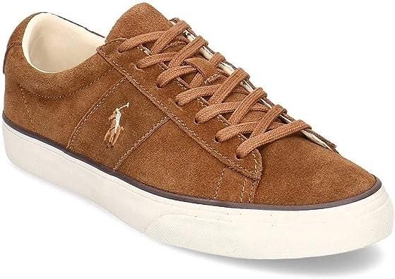 Zapatillas para Hombre Polo Ralph Lauren de Piel de Cuello bajo ...