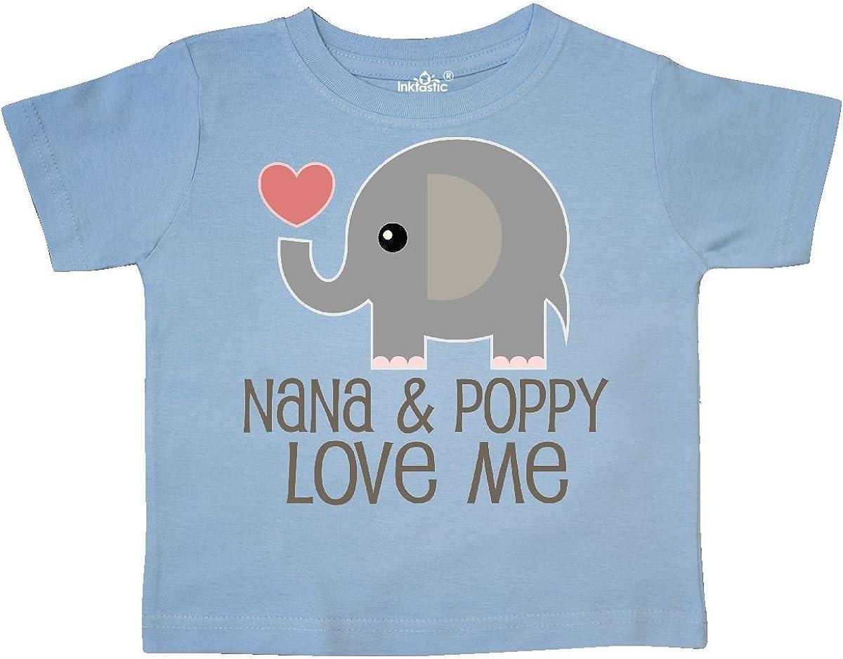 White inktastic Worlds Best Nana Toddler T-Shirt