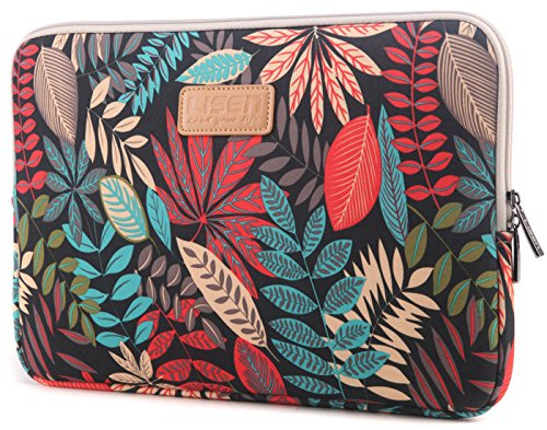 Red Laptop Leaves 13 Forest Inch 12 Case Air 13 Series Canvas Bslvwg Pro Macbook Ipad 10 For Water Colorful Pattern 9 Sleeve 3 15 resistant T4xcBSz