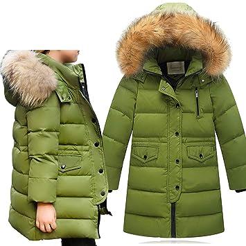 5a6659fbc094 Amazon.com  Jshuang ♛ (6M-4T) Kids Girls Winter Faux Fur Hooded ...