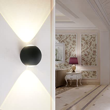 Lights & Lighting Reliable Modern Led Wall Lamps Interior Wall Luxury Decoration Led Sconces Lighting Dressing Table Mirror Soft Light Bright In Colour