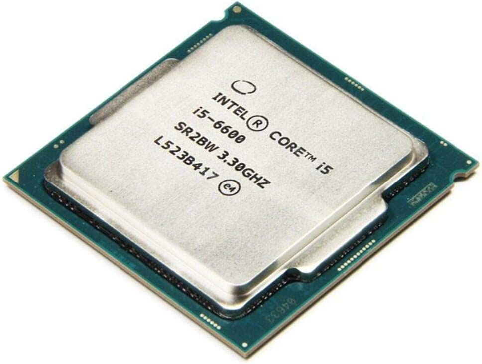 Intel Core I5 I5-6600K Quad-Core (4 Core) 3.50 Ghz Processor - Socket H4 Lga-1151Oem Pack