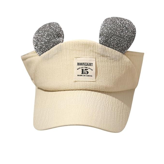 erthome Baby Hut Kappe, Baseball Cap ❤ Süße Infant Kinder Solides ...