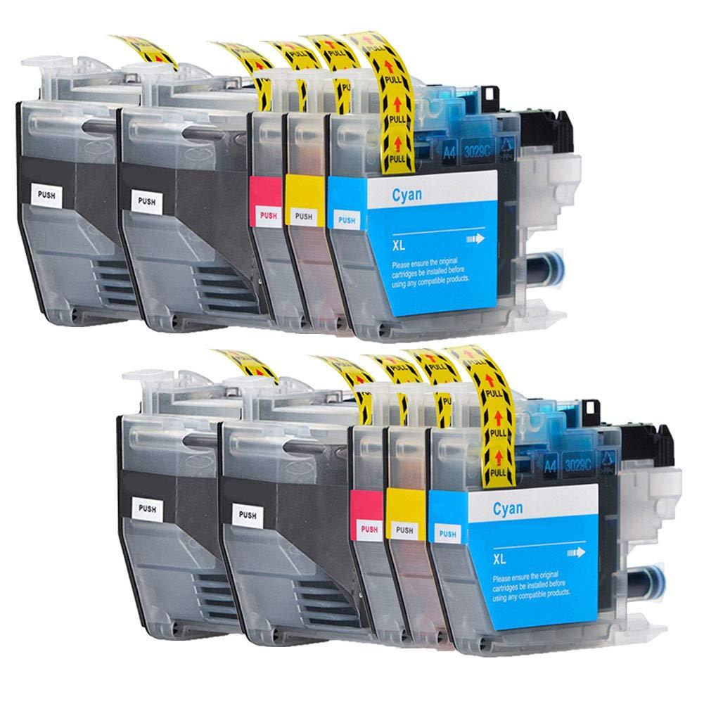 Teng® - Lote de 10 Cartuchos de Tinta compatibles con ...