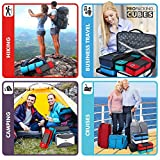 Pro Packing Cubes 6 Piece Lightweight Travel Cube