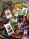 200 Vintage Oddball Non-Sport Trading Cards in Old Sealed Packs - Movie, TV, Comic Cards & More! Perfect for Collectors by Buggle's Classics