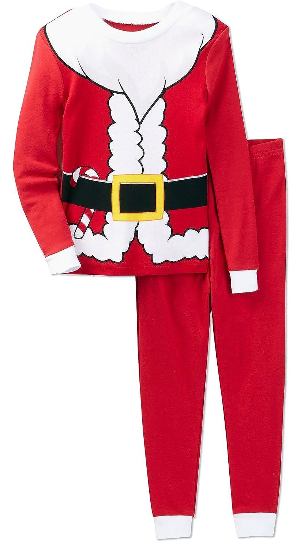 Komar Kids boys Toddler Elf Cotton 2pc Pajama Set K174910