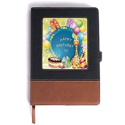 Diarios para hombre, decoraciones de cumpleaños para niños ...