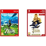 The Legend of Zelda: Breath of the Wild Game + Expansion Pass [Switch Download Code]