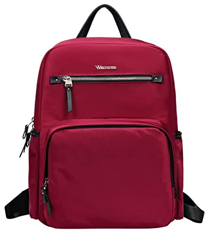 01eab30ee43c Wolfrealm Business Backpack Laptop Backpack for Women Fashion Ladies  Notebook Bag fit 14