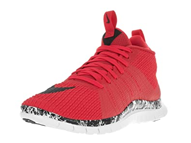 the latest f459a 480e5 Nike Men's Free Hypervenom 2 Action Red/Black White Training ...