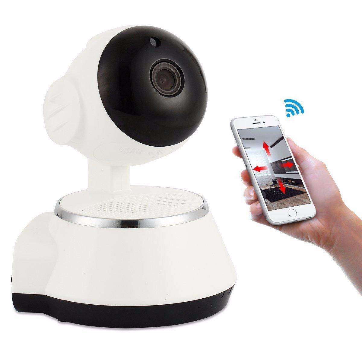 Wireless Camera, ARCHEER WiFi Baby Monitor Alarm Home: Amazon.co.uk ...