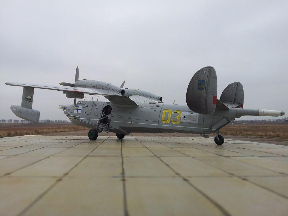 Amazon.com: . Nueva. beriev be-12 anfibia Soviética Aviones ...