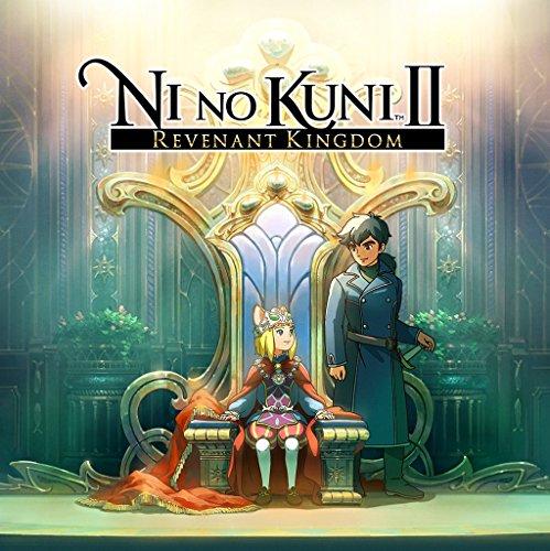 Ni No Kuni II: Revenant Kingdom Deluxe Edition - PS4 [Digital Code] Digital Deluxe Edition by Bandai Namco Entertainment America