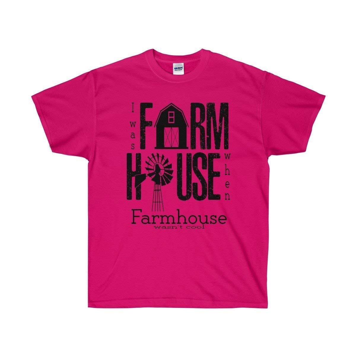 TXRepublic Farmhouse Unisex Ultra Cotton Tee