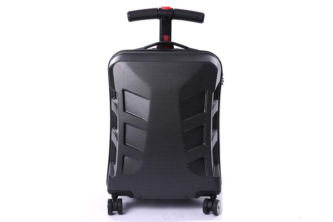 SHINING キッズ ハードシェル 荷物スクーター スーツケース 変形するトロリーケース B07HFD2K1Q