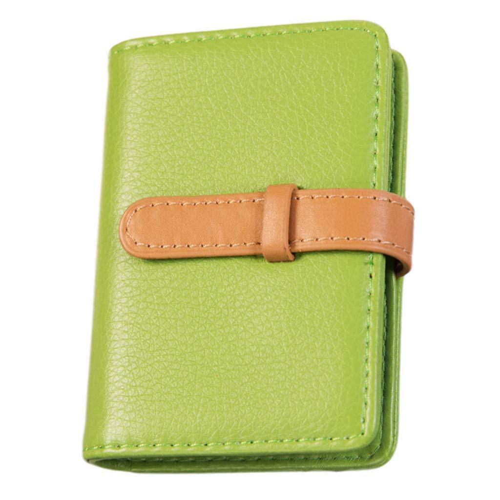 7696535d37e1 Amazon.com: Hattfart Slim Wallets for Men – Minimalist Wallets with ...