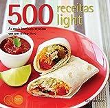 500 Receitas Light. As Mais Incríveis Receitas em Um Único Livro - 0857623559