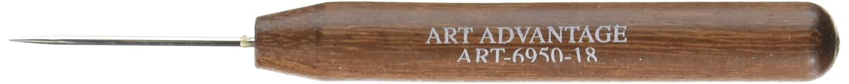 Art Advantage ART-6950-11 Hard Finishing Rubber Small