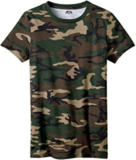 11b71f77f Joe's USA Ladies Camo-Camouflage T Shirts in Ladies Sizes: XS-4XL