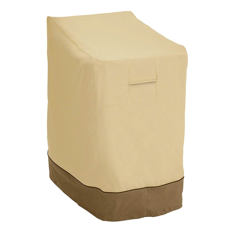 Coprisedia impilabile per sedie da Giardino GRAFTS Classic Accessories Stackable Chairs 1