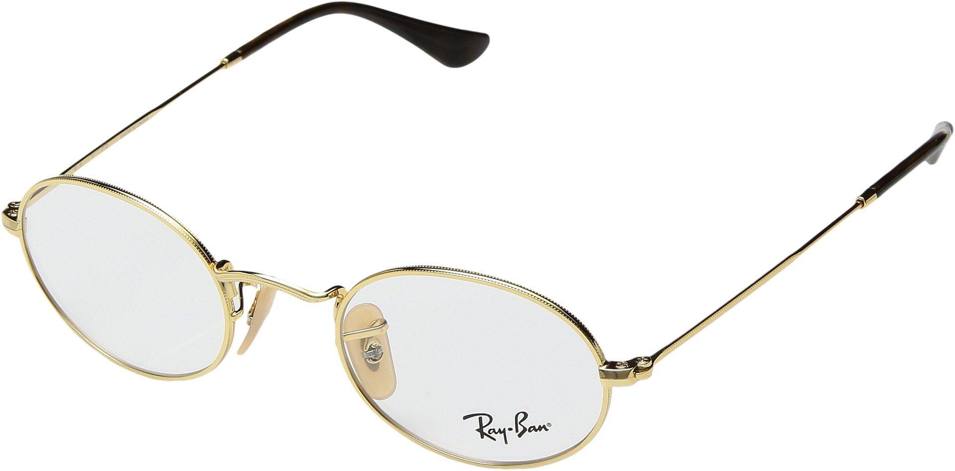 Ray-Ban Unisex 0RX3547V 46mm Arista One Size