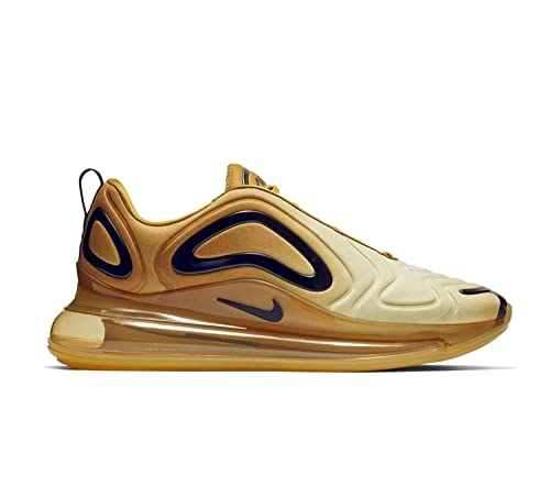 pretty nice 22e1f 002b2 Nike Air Max 720 Mens Mens Ao2924-700 Gold Size  8 UK